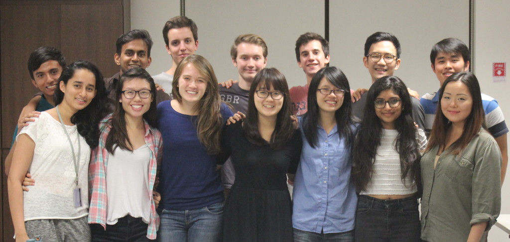 Editorial Team - Spring 2015