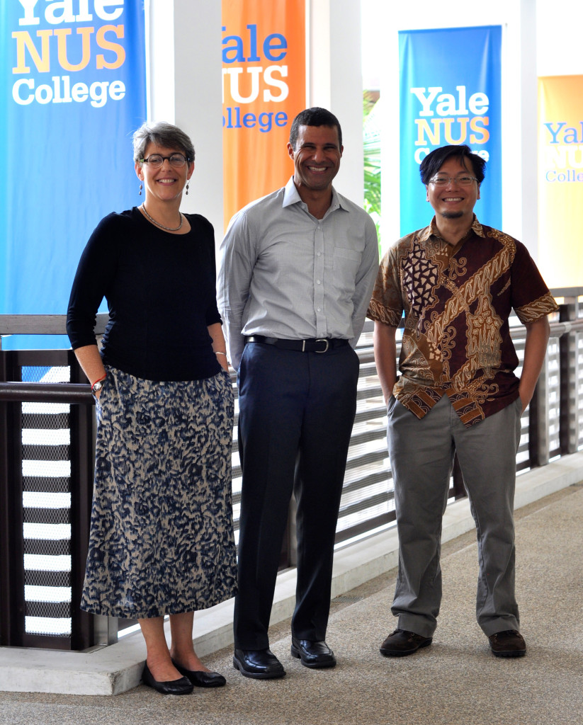 Yale-NUS Rectors