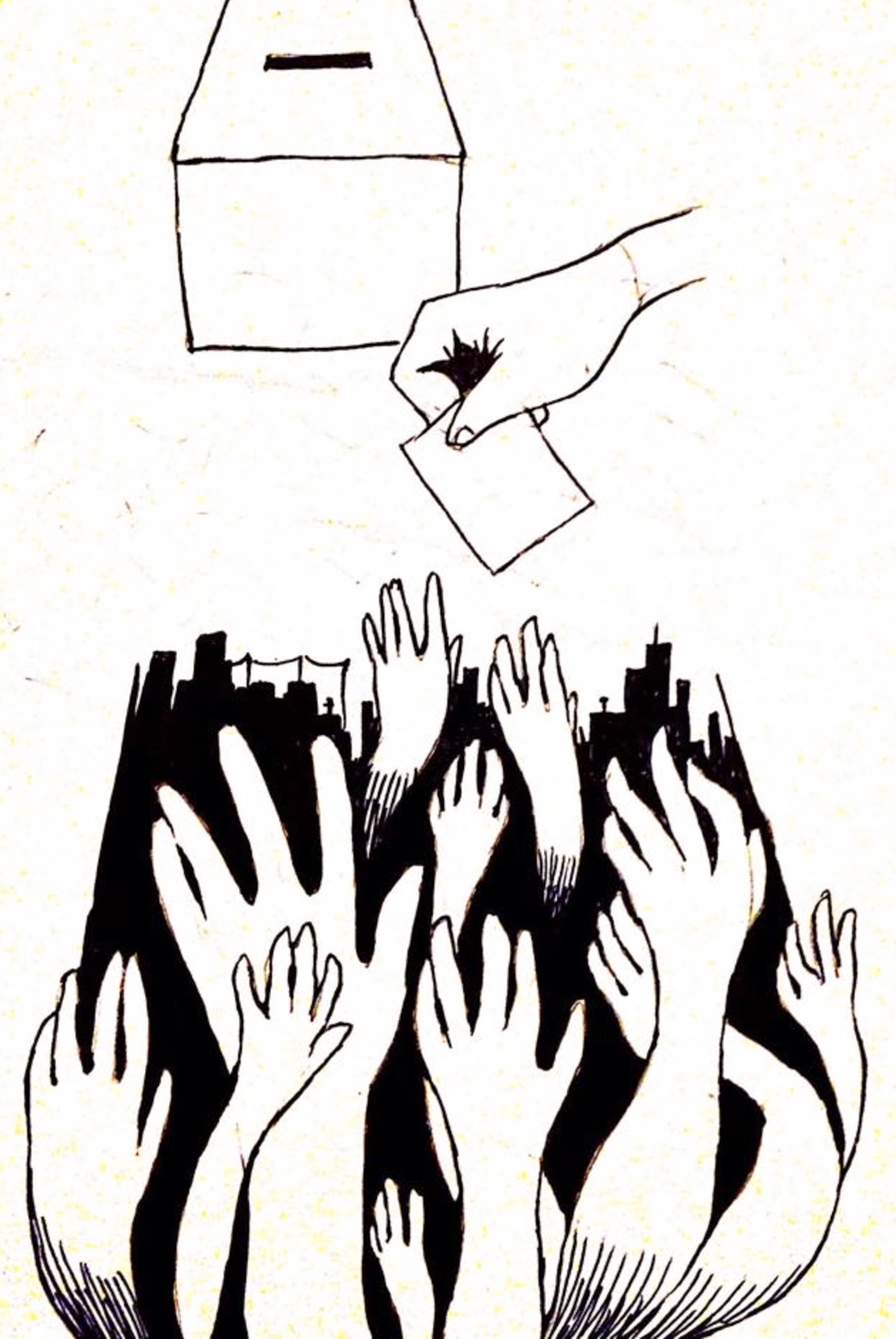 Elections (Illustration by Roger Ko)