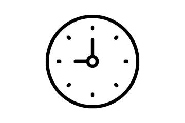 Clock Hir Res