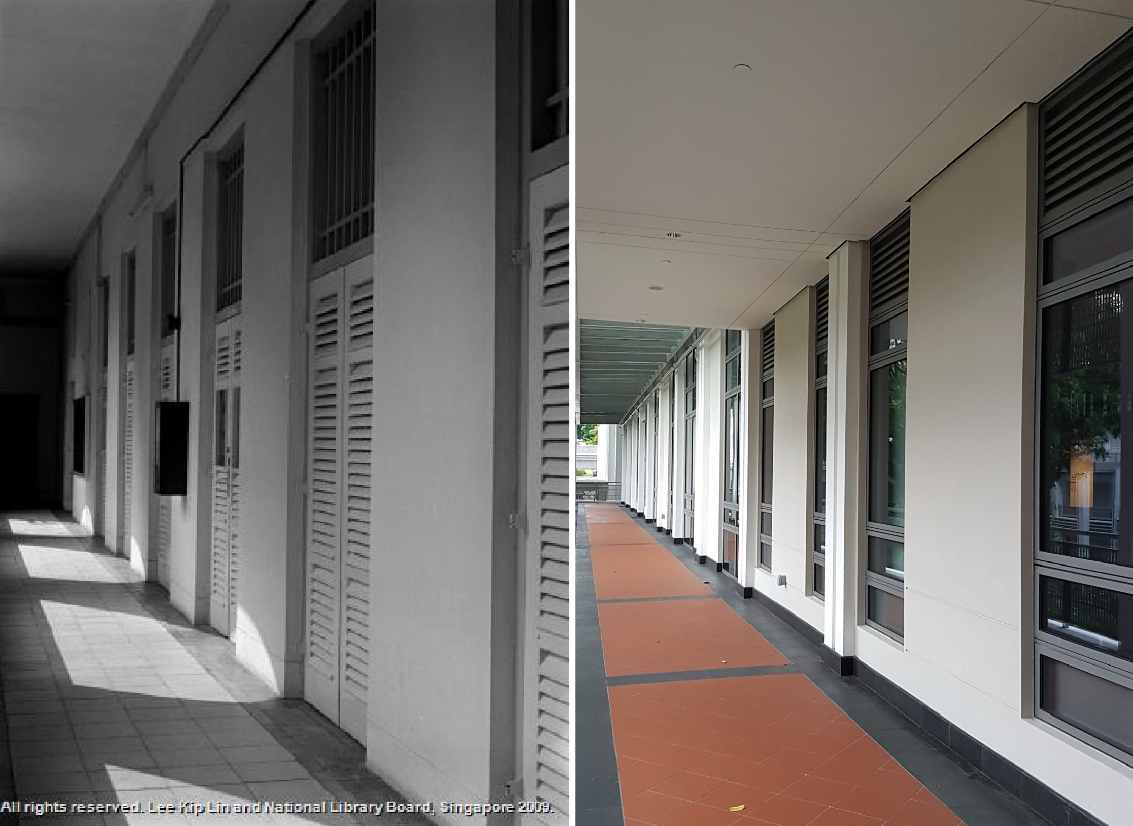 Raffles College and Yale-NUS College: The 'Then' and The 'Now'.