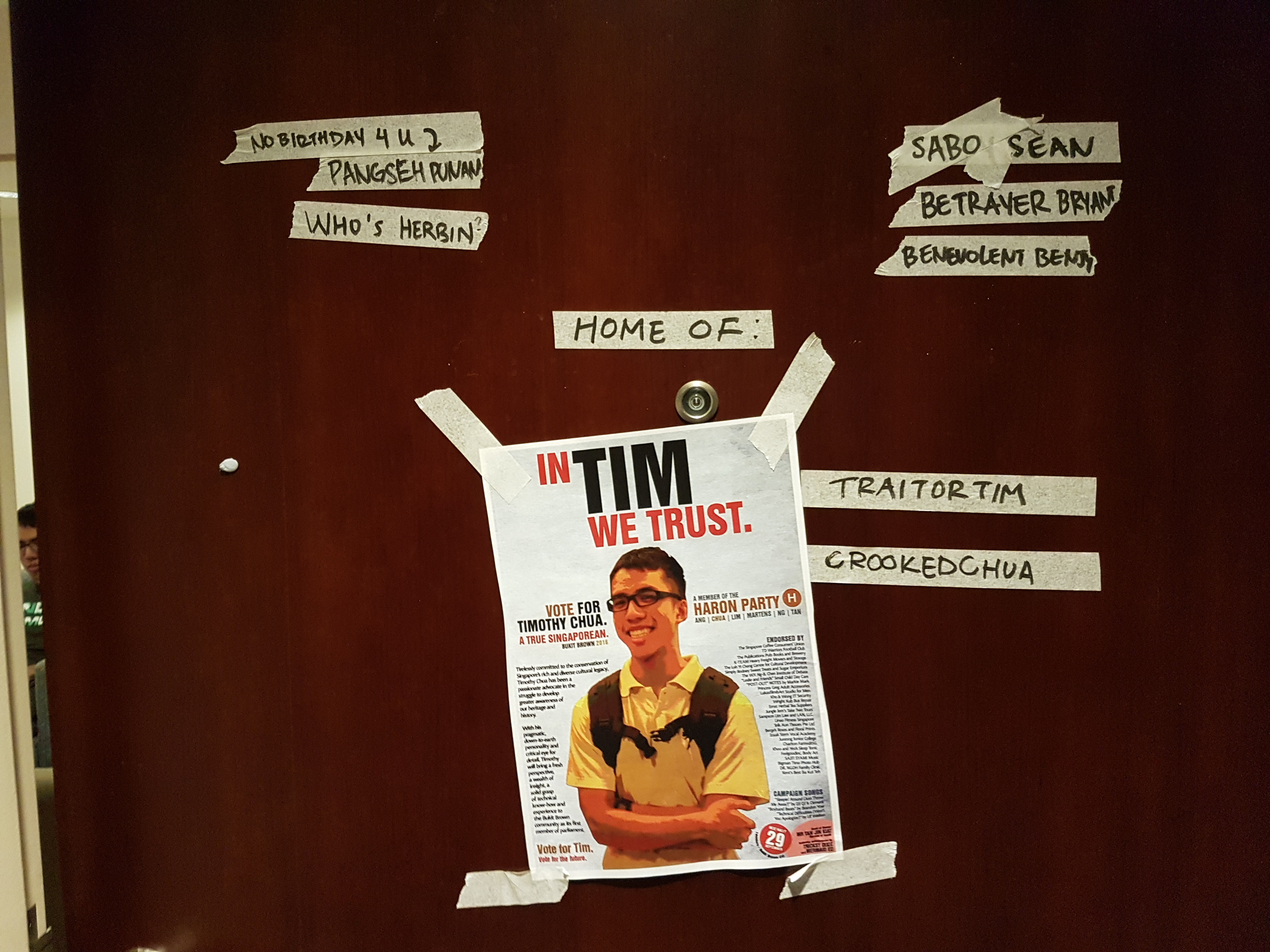 In Tim We Trust: 'With a good leader, anything is possible.'