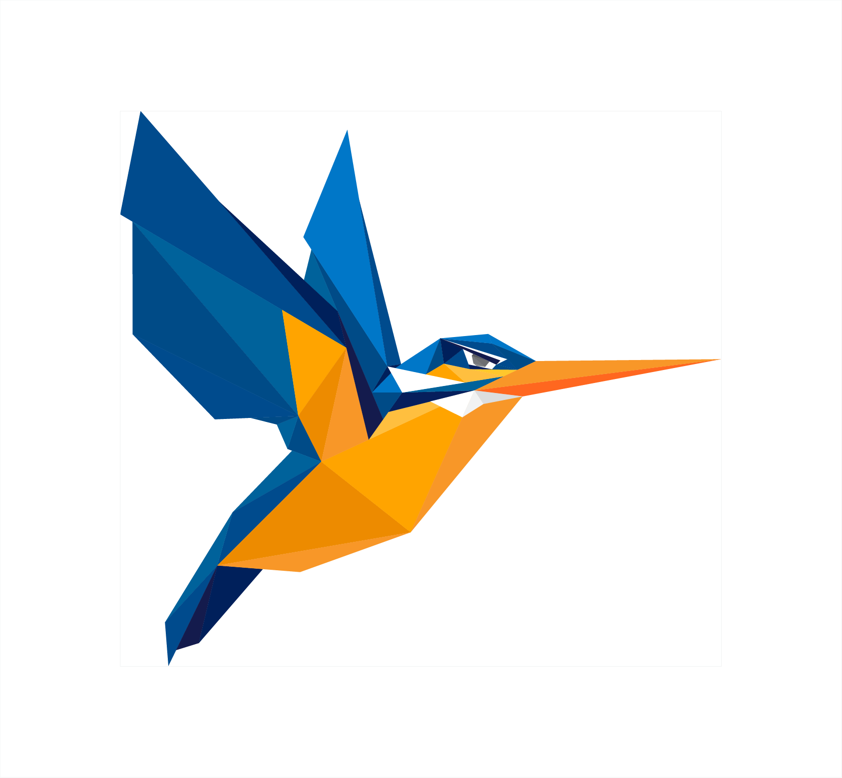 The Kingfisher mascot was then ratified by the student body on April 7, 2016, after three rounds of voting.