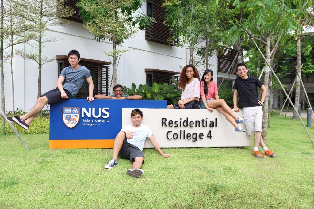 In its early days, Yale-NUS College felt increasingly like a startup.